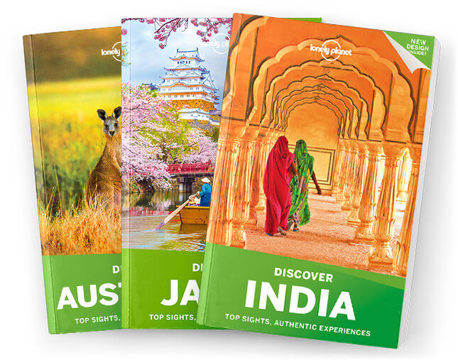 Lonely Planets Discover India Travel Guide Lonely Planet Shop