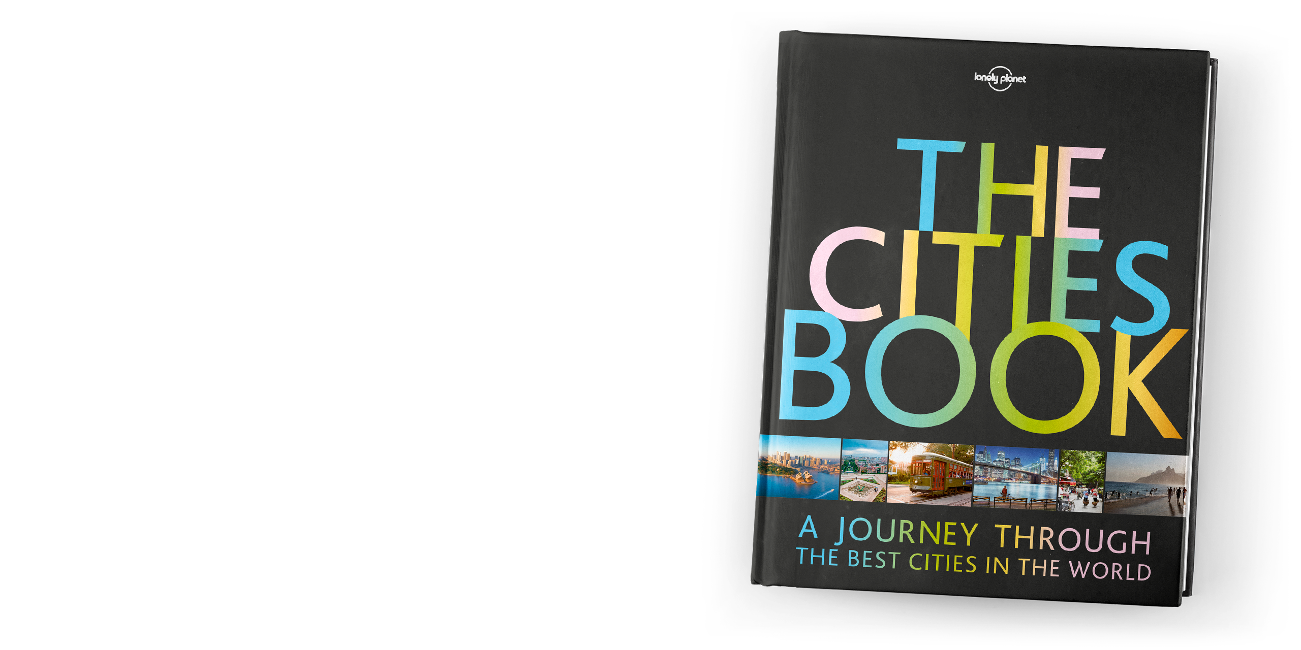 The Cities Book - Lonely Planet