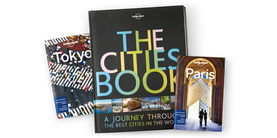 Lonely Planet 3 for 2 deal
