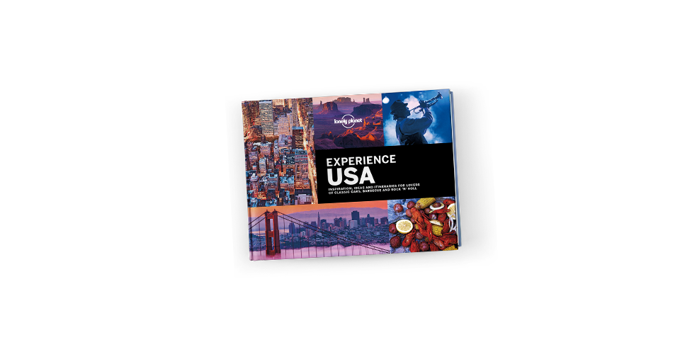 Experience USA coffee table book