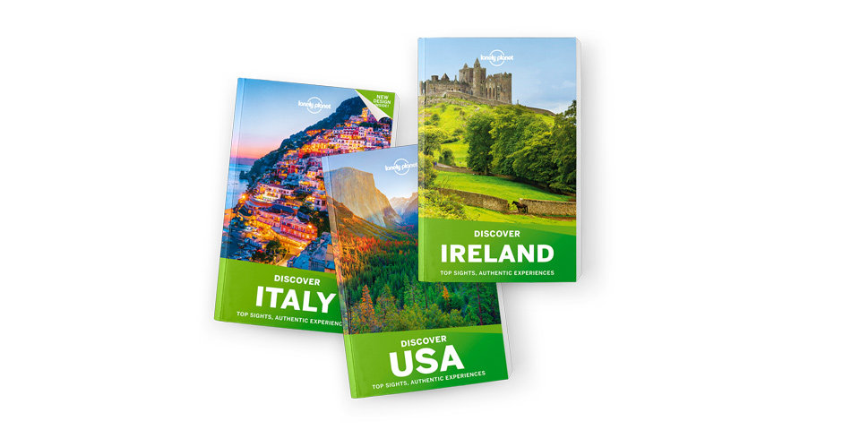 New Discover series guides out now