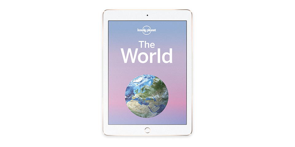 The World ebook FREE with minimum spend