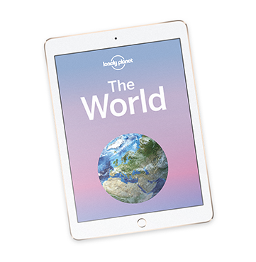 Spend $15 and get The World eBook for FREE