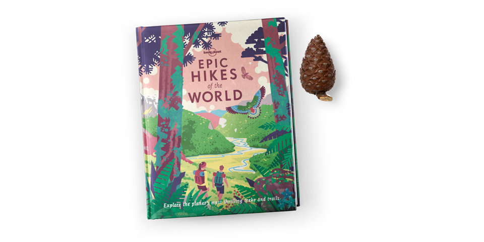 Epic Hikes of the World out now
