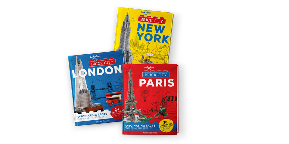 Brick City activity books out now