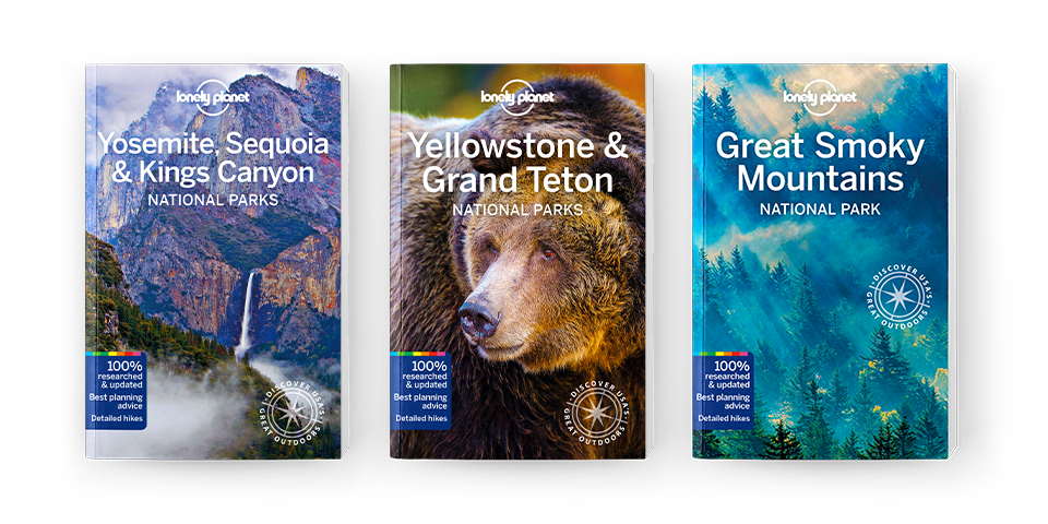 National Parks guides out now