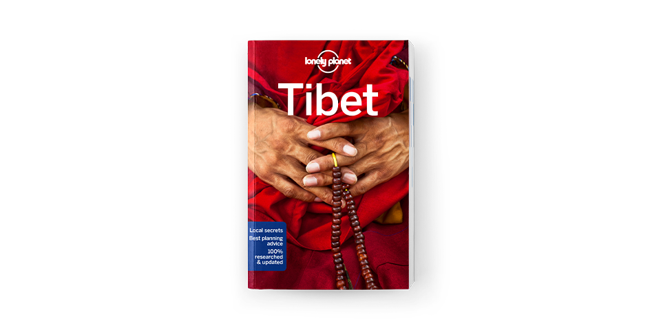 New Tibet travel guide out now
