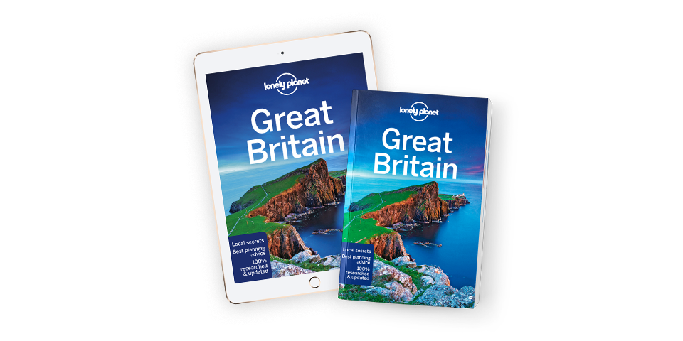 New Great Britain guidebook out now