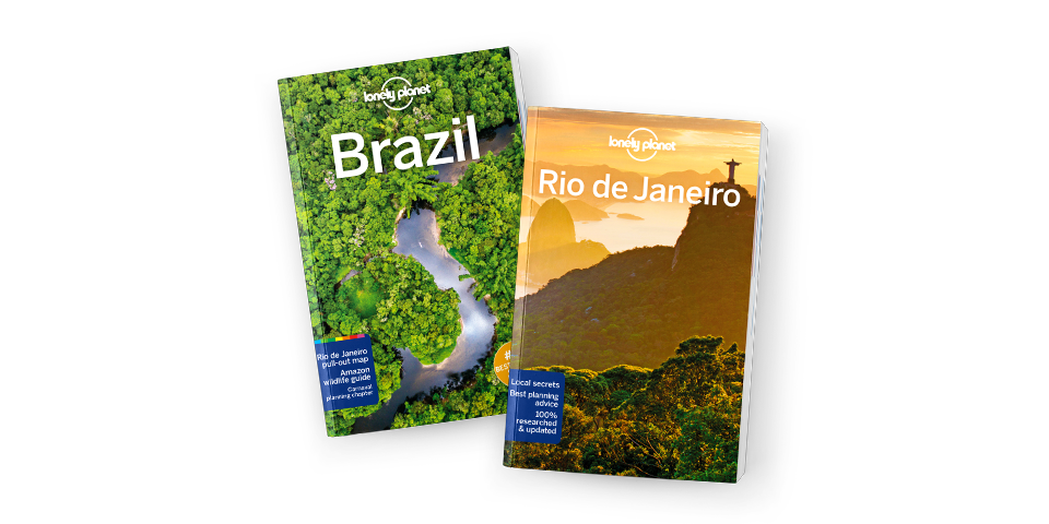 Brand new Brazil & Rio de Janeiro guides out this month