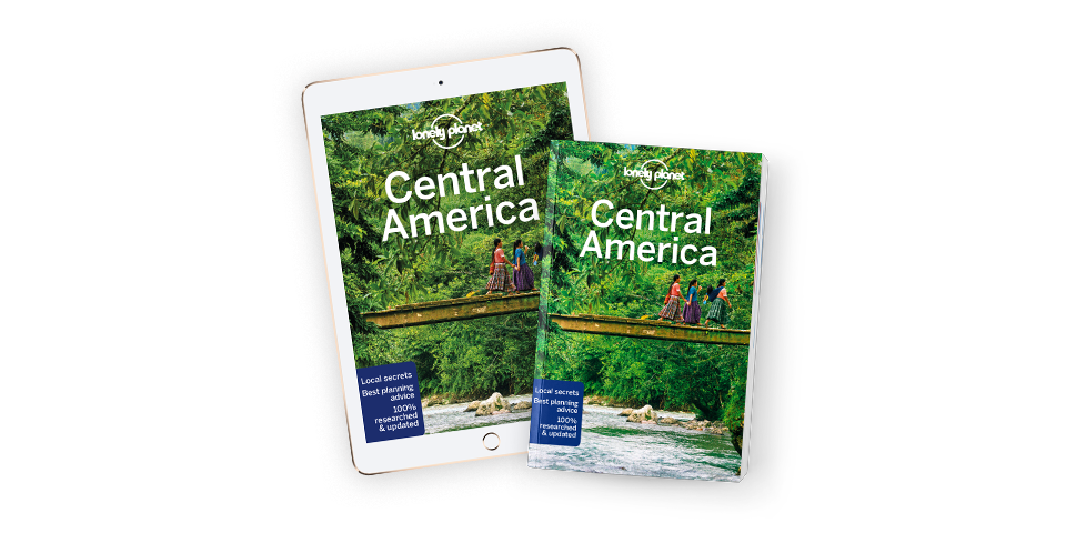 Central America 10 out now in print and ebook format