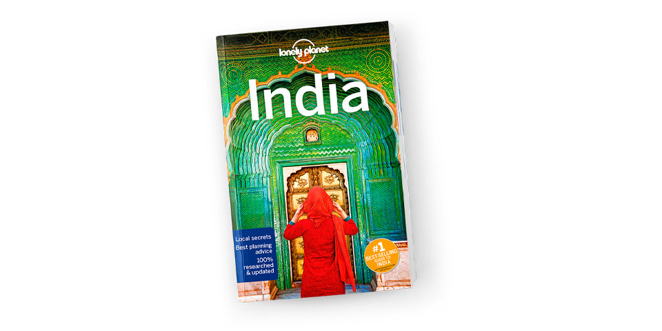 New Lonely Planet India out now