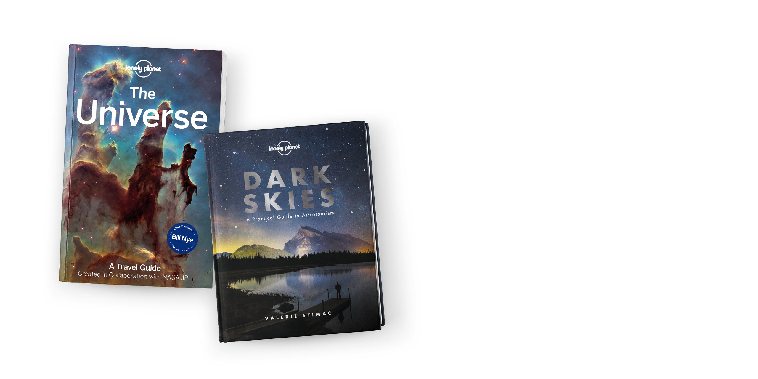 Lonely Planet's Universe & Dark Skies out now