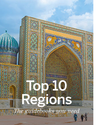 Lonely Planet Top 10 Regions 2020