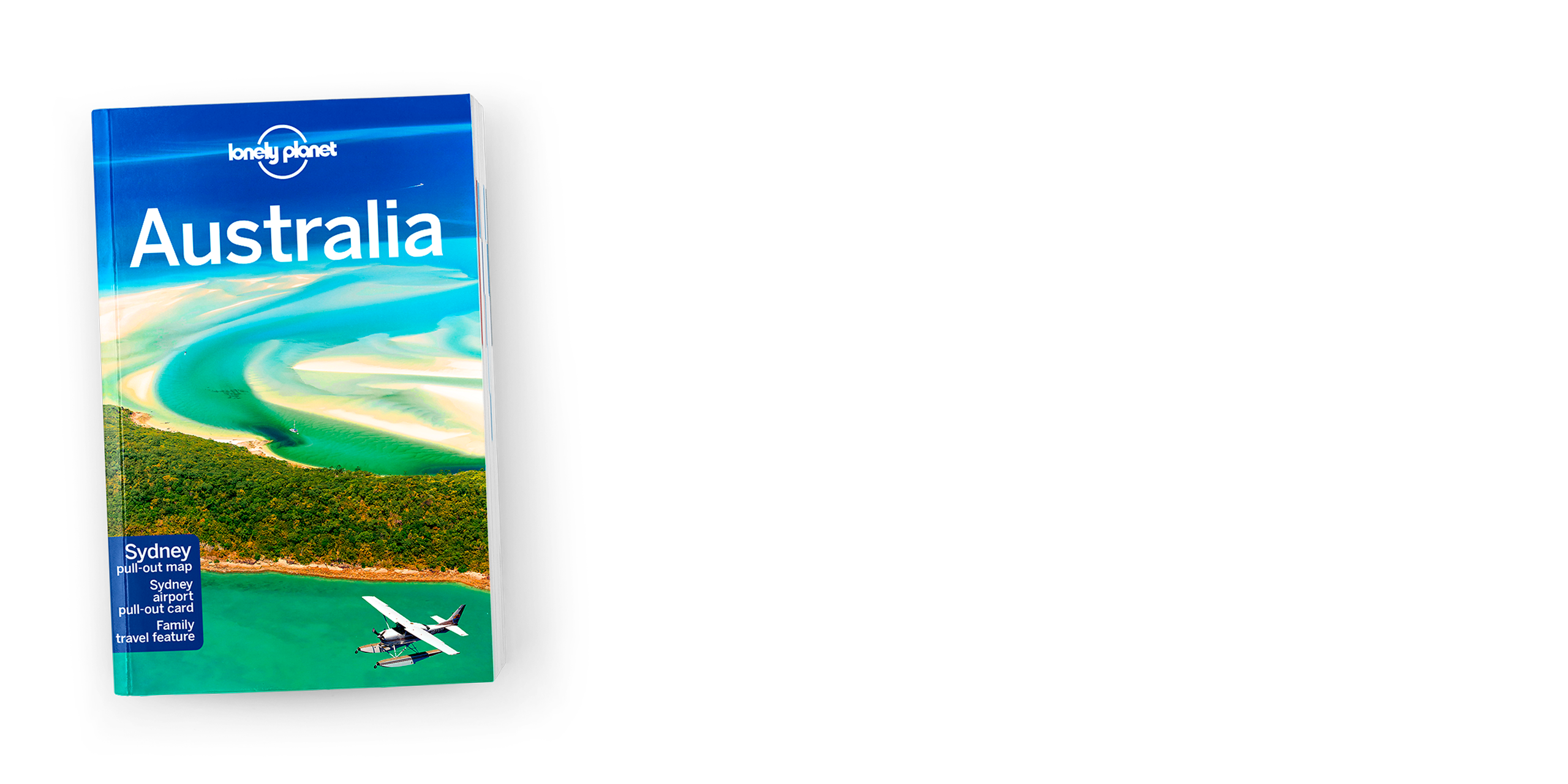 Lonely Planet's Australia guide 20th edition out now
