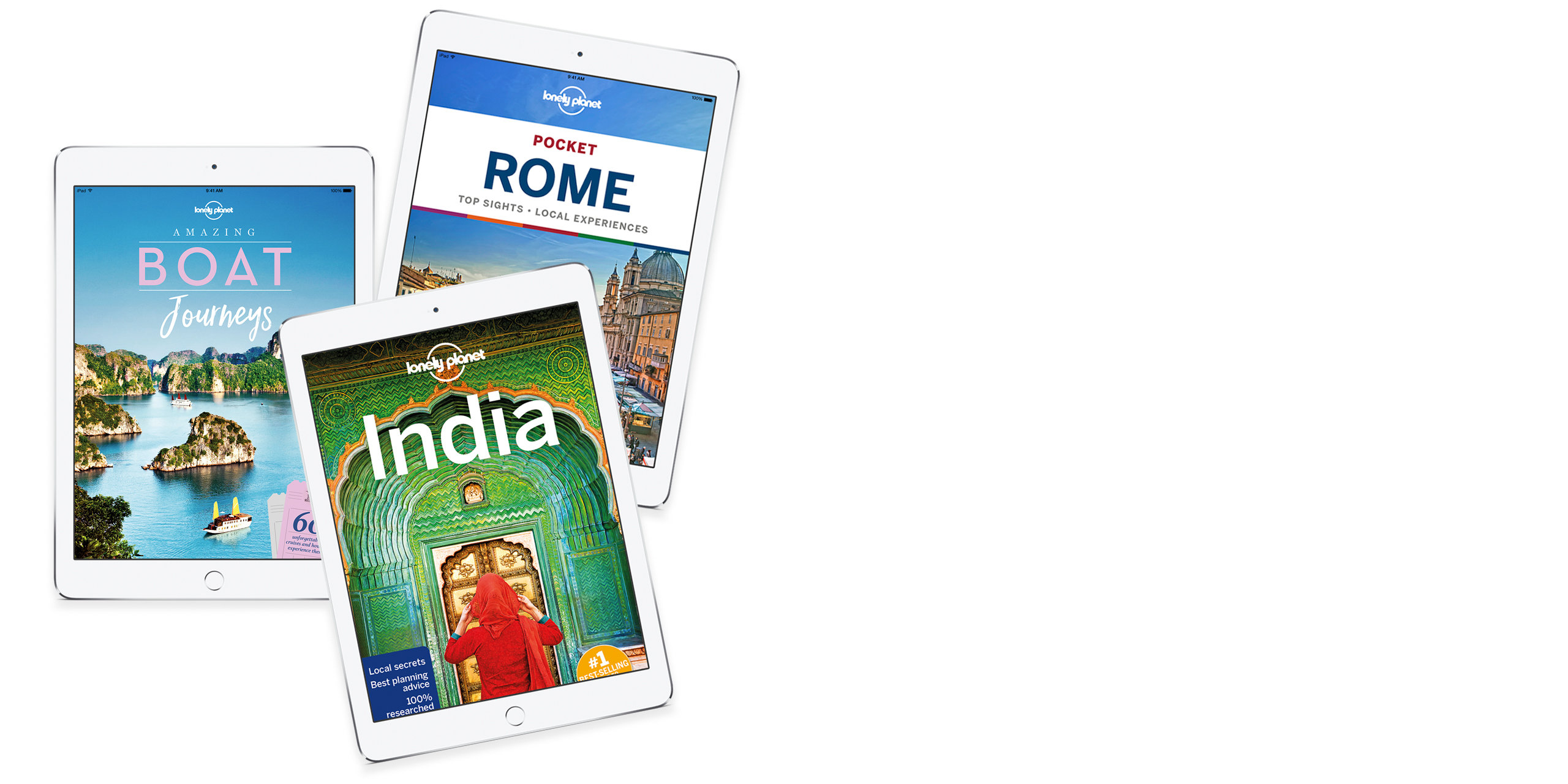 Lonely Planet Ebooks