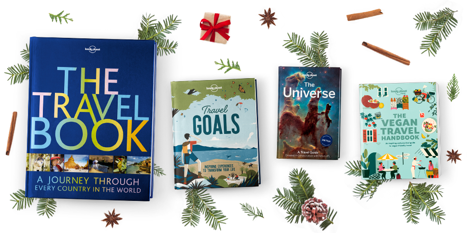 Lonely Planet Christmas 3 for 2