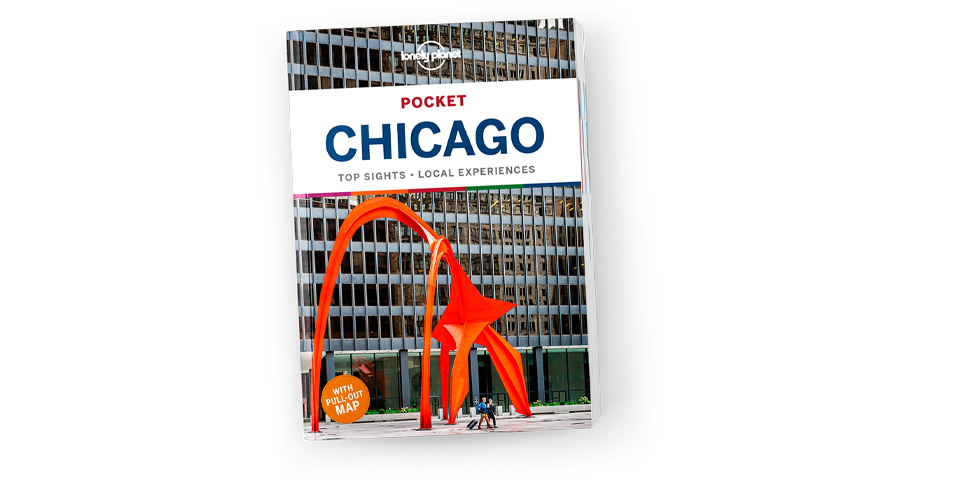 Lonely Planet's Pocket Chicago 4th edition out now