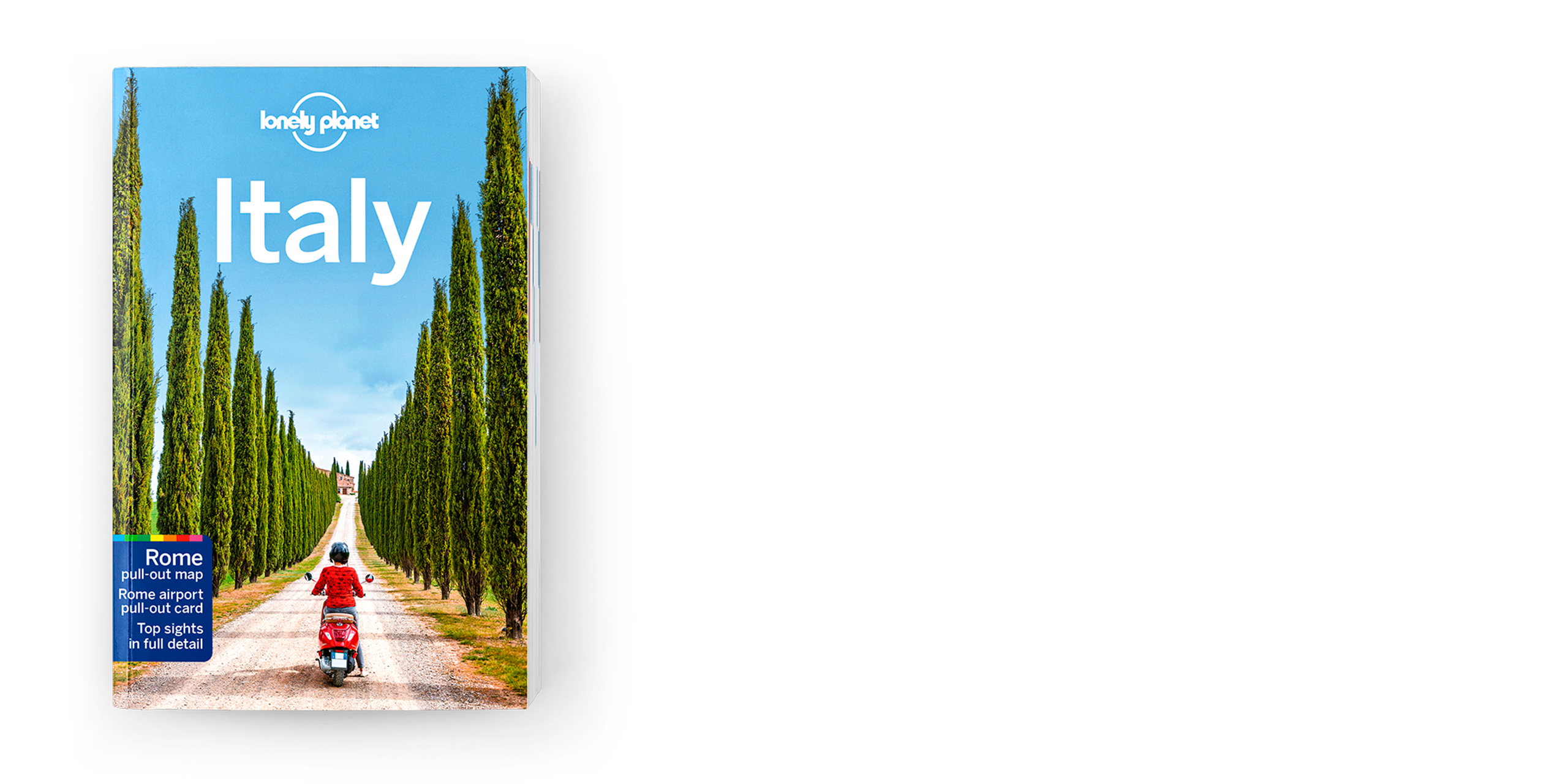 Lonely Planet's Italy 14th  edition out now