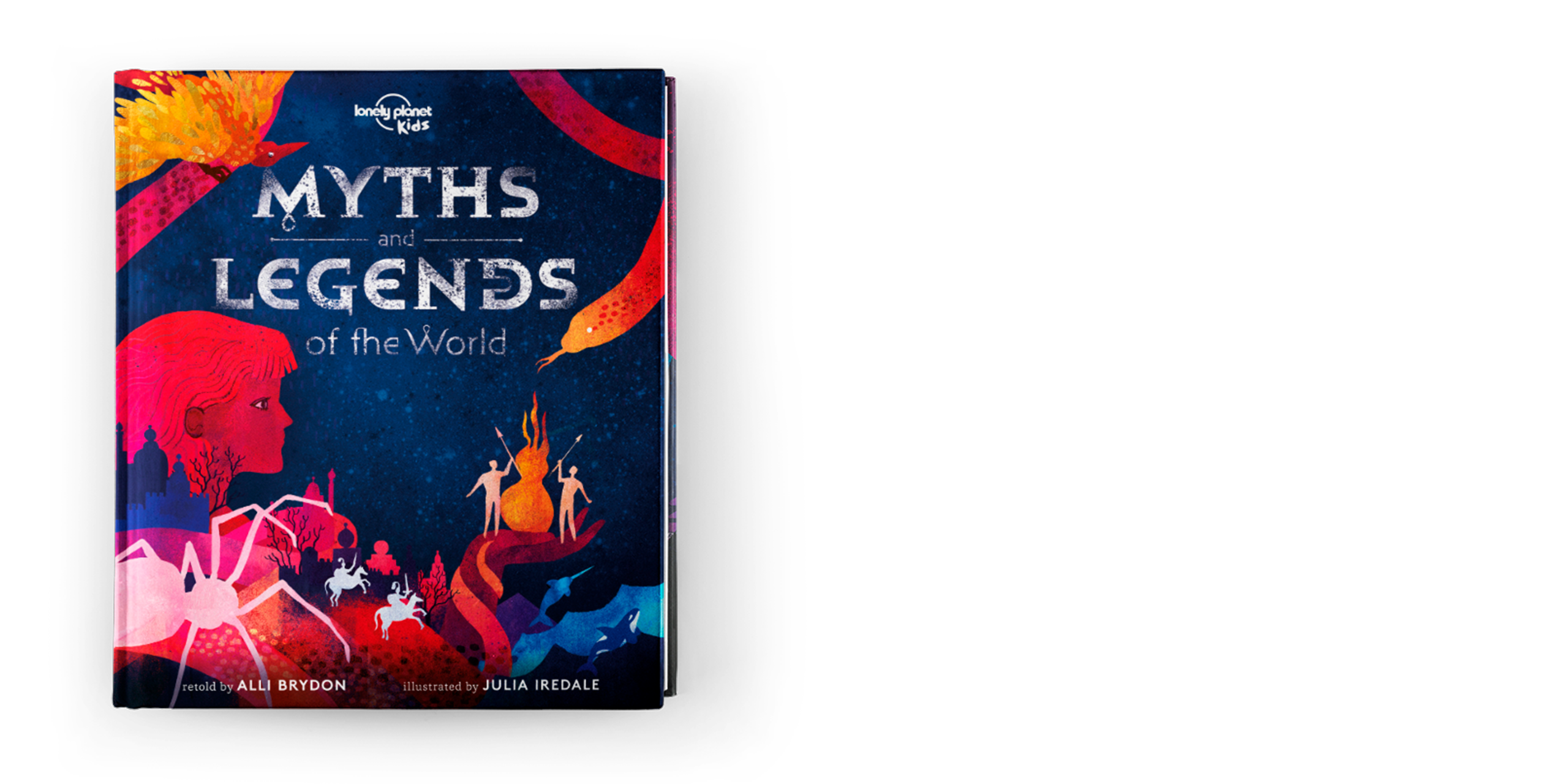 Lonely Planet's Myths and Legends of the World out now