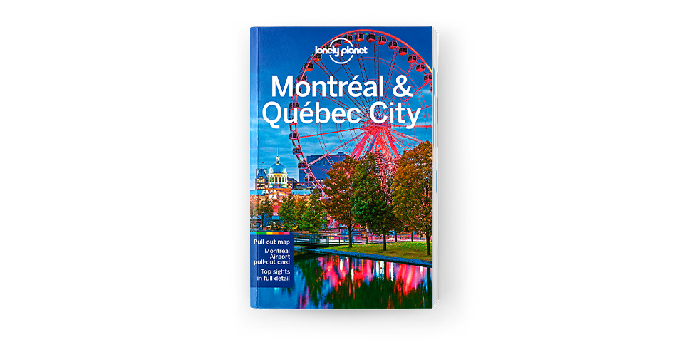 Montreal & Quebec City 5th edition