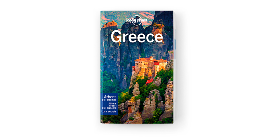 Lonely Planet's Greece 14 edition out now