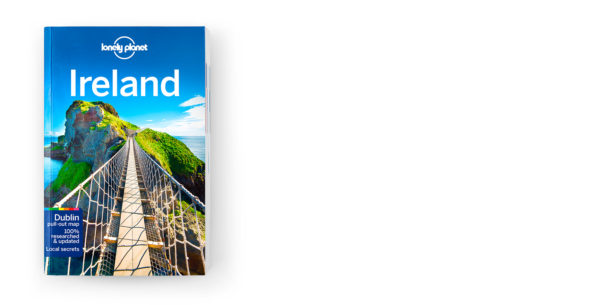 Lonely Planet's Ireland 14th edition out now
