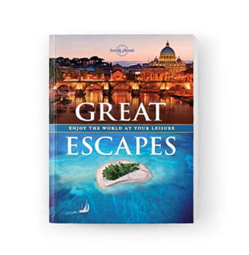 Great Escapes 50% off for a limited time only