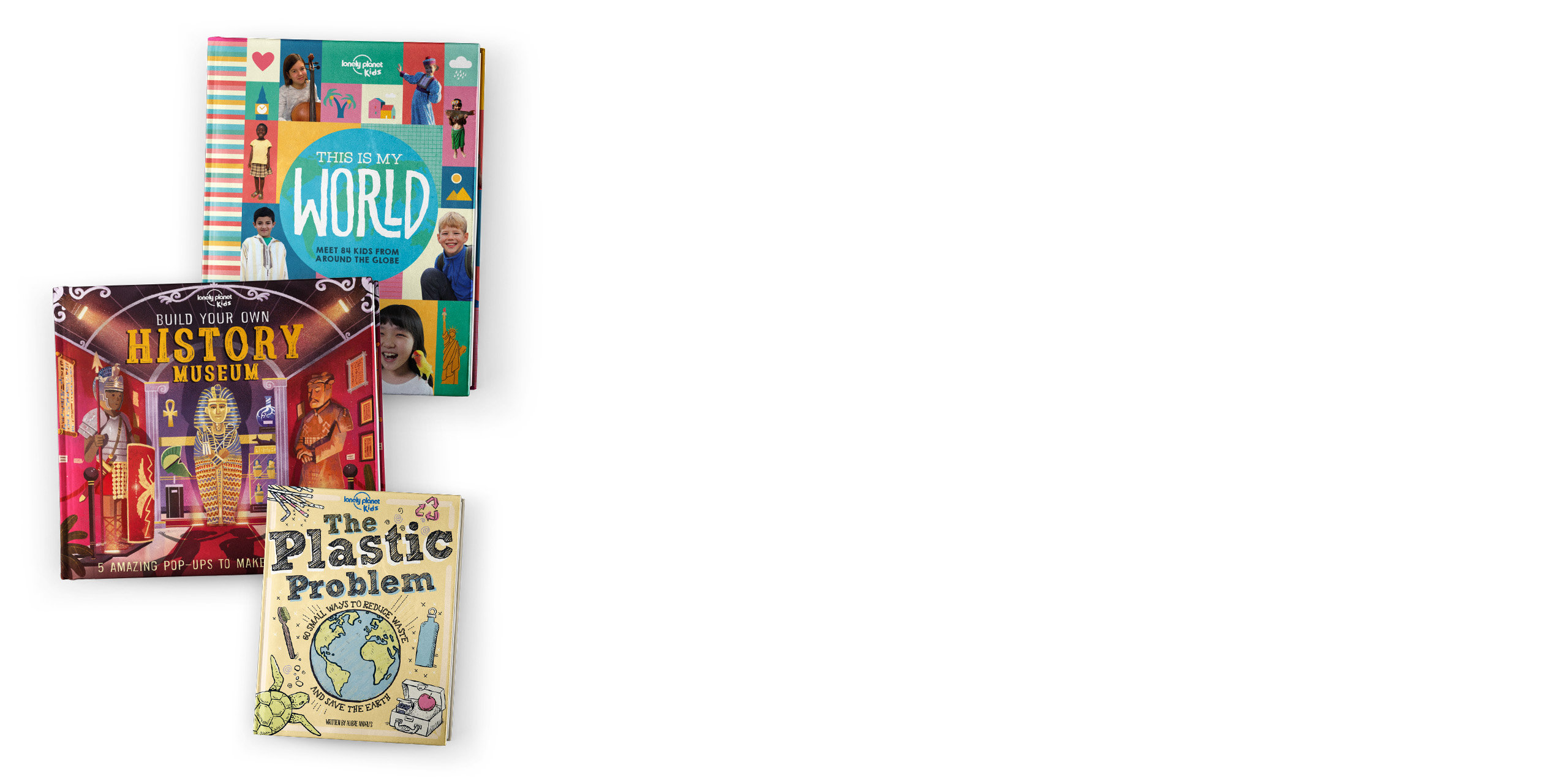 Lonely Planet's Kids books