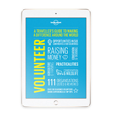 FREE 'Volunteer: A Traveller's Guide' digital ebook.