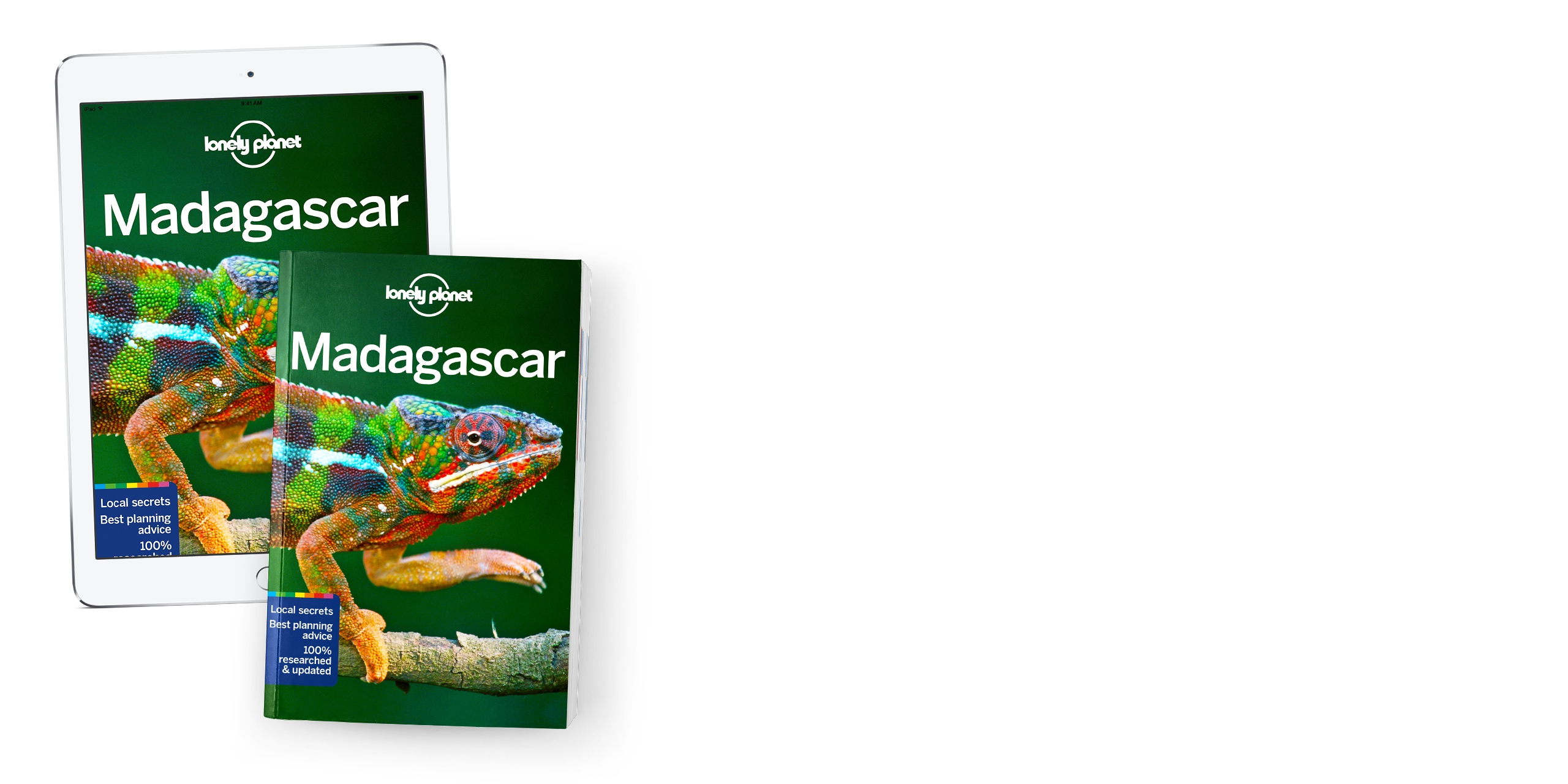 Lonely Planet's Madagascar 9th edition out now