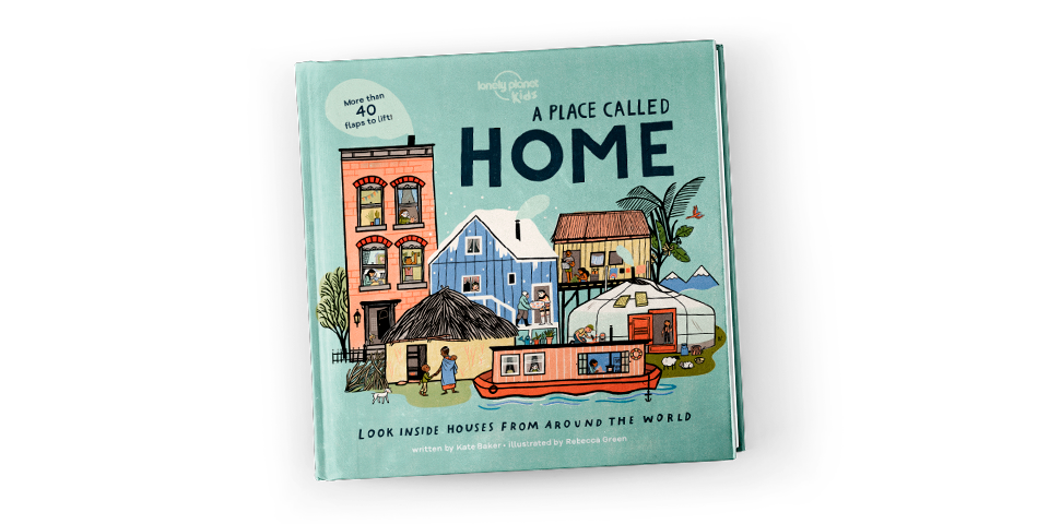 Lonely Planet's A Place Called Home out now
