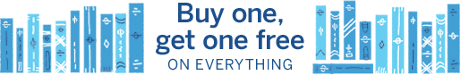 Lonely Planet's Buy one, get one free sale