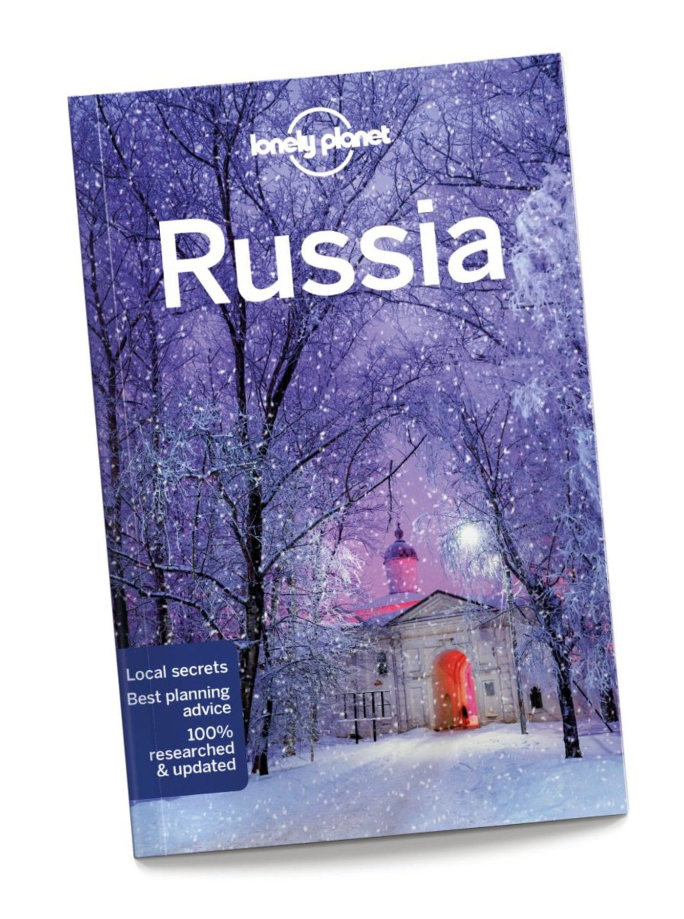 Russia travel guide lonely planet