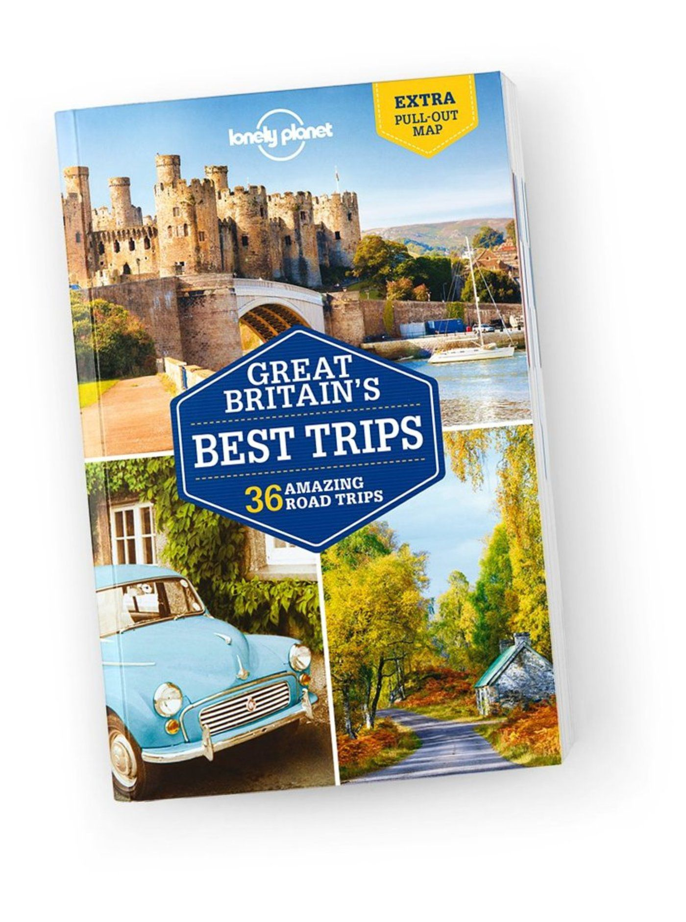 Great Britain's Best Trips - Central England (PDF Chapter), 1st Edition Mar 2017 by Lonely Planet 9781786573278005