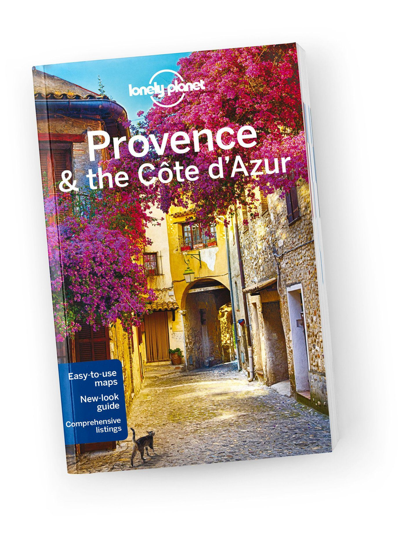 Provence & the Cote d'Azur travel guide, 8th Edition Jan 2016 by Lonely Planet 9781743215661100