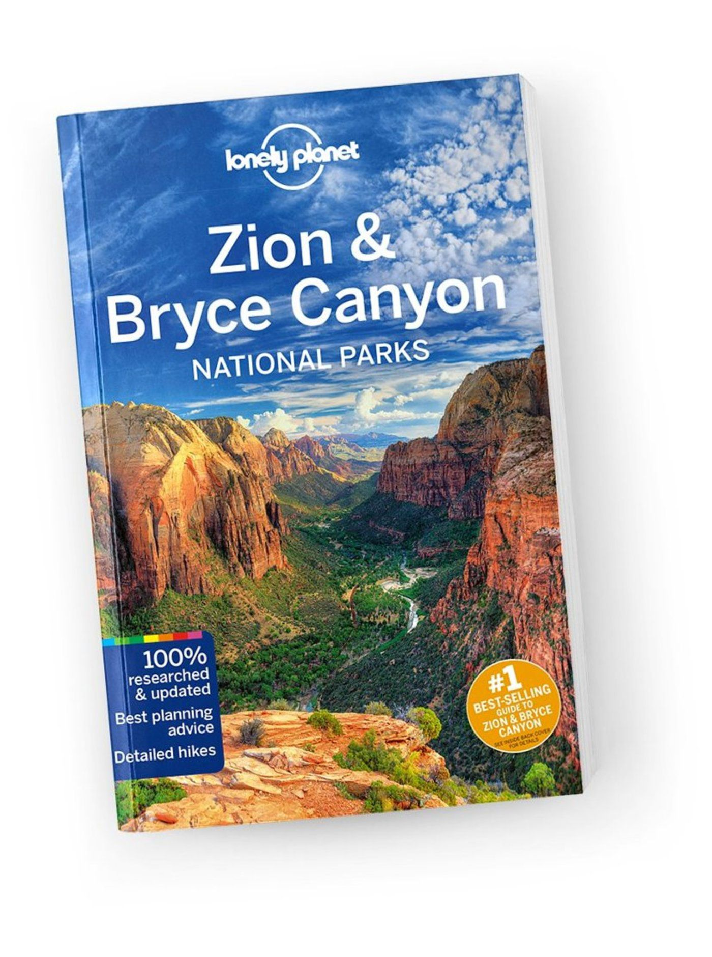 Zion & Bryce Canyon National Parks - Around Bryce Canyon National Park (PDF Chapter), 3rd Edition Apr 2016 by Lonely Planet 9781742202013005