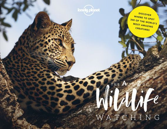 Lonely Planet's A-Z Wildlife Watching