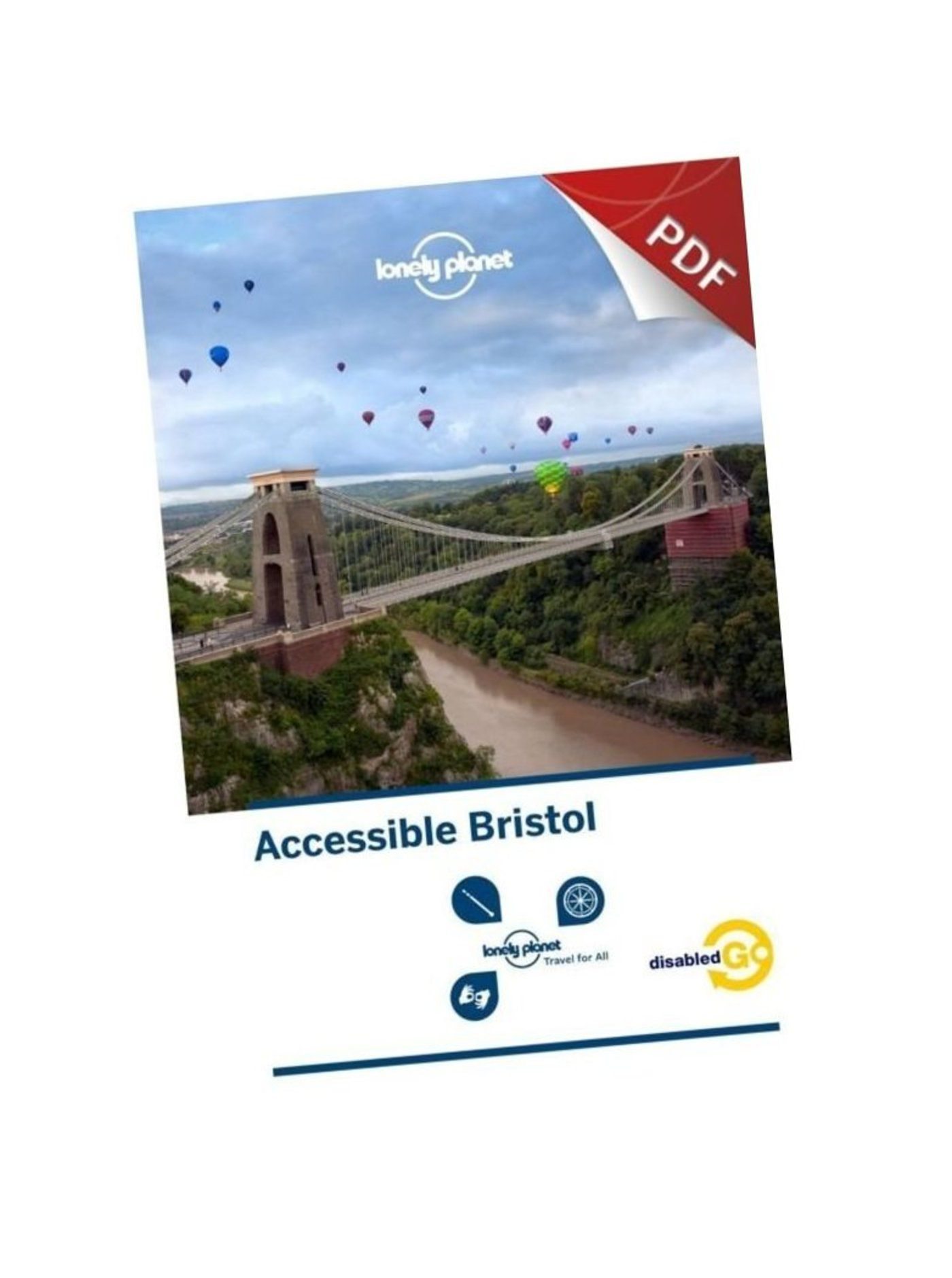Why Are There So Many More Disabled >> Accessible Bristol Pdf Lonely Planet Us