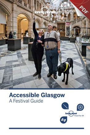 Accessible Glasgow: A Festival Guide (PDF)
