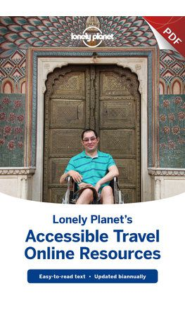 Accessible Travel Online Resources - 2017 edition (PDF)