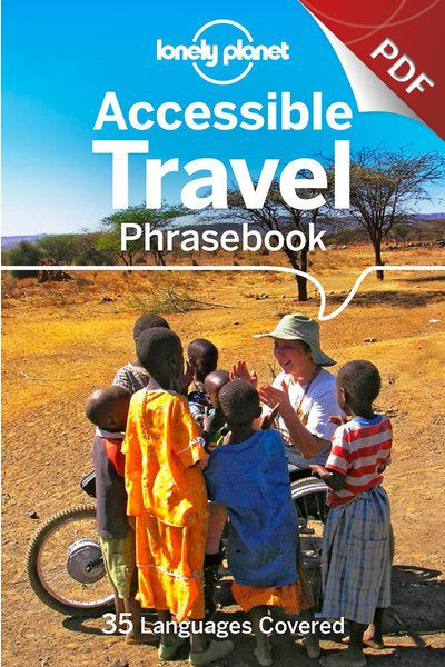 Accessible travel phrasebook pdf lonely planet us fandeluxe Gallery