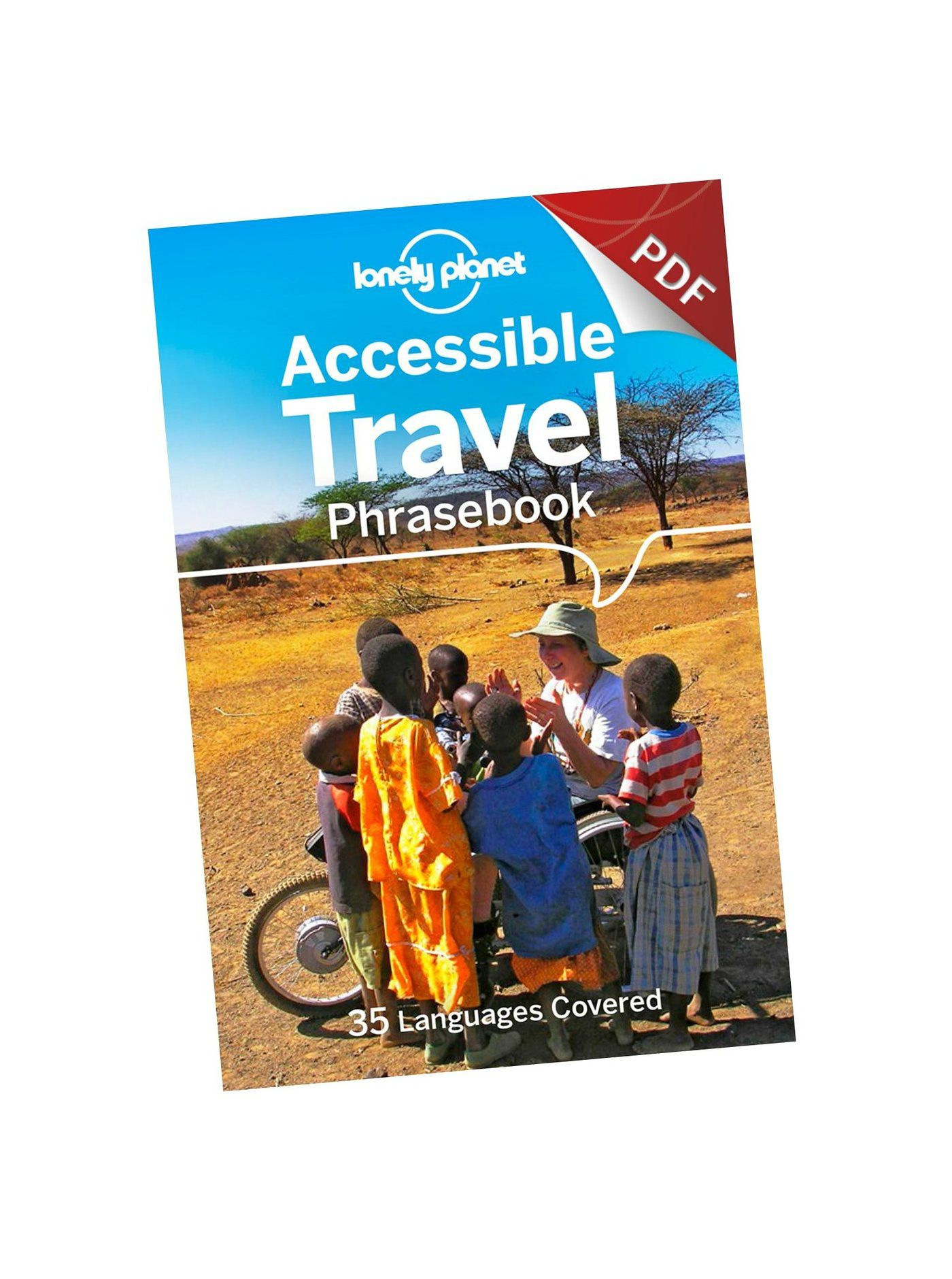 Accessible Travel Phrasebook (PDF)
