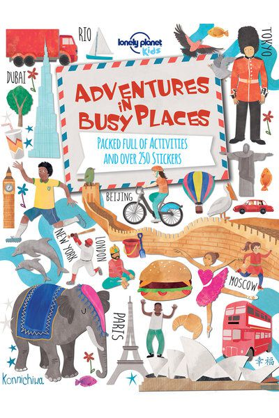 Lonely Boutique In Newmarket Auckland By Rufus Knight: Lonely Planet's Adventures In Busy Places