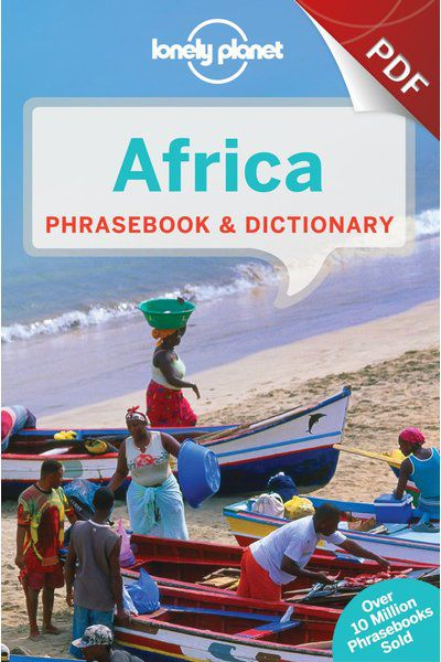 Africa Phrasebook - Portuguese (PDF Chapter)