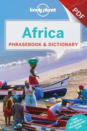 Africa Phrasebook - Swahili (PDF Chapter)