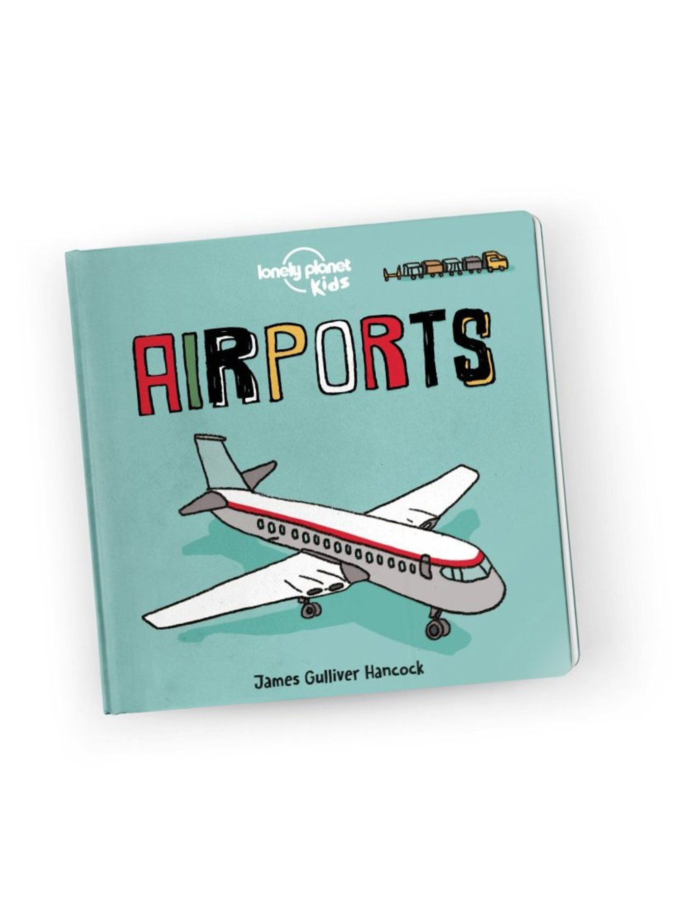 Airports: Board Book (North & South America edition)