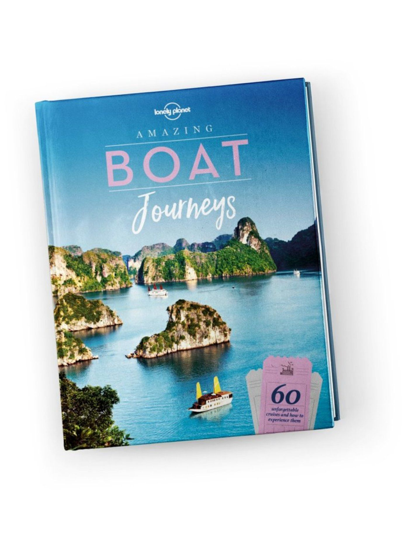 Lonely Planet's Amazing Boat Journeys