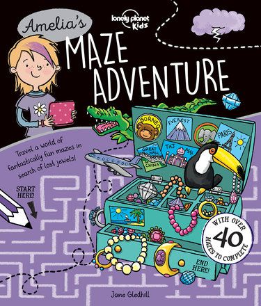 Amelia's Maze Adventure (North and South America edition)