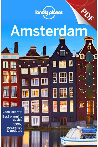 Image of Lonely Planet City Guide Amsterdam 11 - Vondelpark & the South, Edition - 11 by Lonely Planet eBook Accommodation