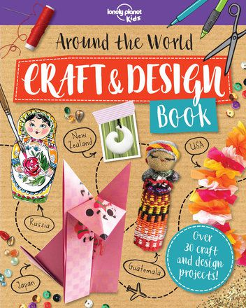 Around the World Craft & Design Book